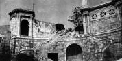 Cerimonia di chiusura del 70° anniversario dei bombardamenti su Cagliari