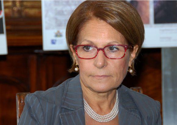 Luisa Anna Marras assessore ai Lavori Pubblici