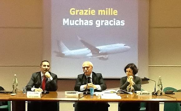 Massimo Di Perna, Vincenzo Mareddu e Barbara Argiolas