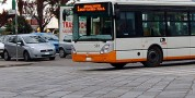 Lavori. Deviazione delle linee 1, 29, M dei trasporti pubblici del CTM