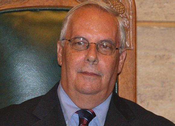 Pierluigi Leo assessore alla Protezione Civile e Igiene del Suolo del Comune di Cagliari