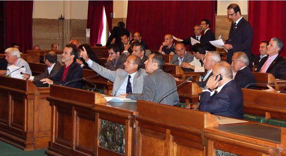 Cagliari - Consiglio Comunale