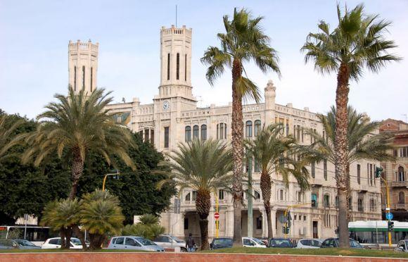 Palazzo Civico Comune di Cagliari