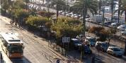 Lavori. Chiusa al traffico la corsia di via Roma lato portici direzione piazza Amendola