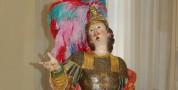 Passio Sancti Ephisi. Giovedì 15 processione del martirio