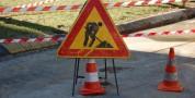 Lavori in viale Merello strada chiusa nel tratto, viale Trento - via Don Bosco
