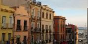 Aree pedonali nel quartiere Marina, in via Torino e Costituzione