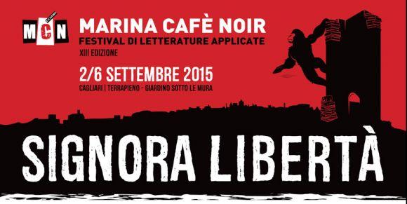 """Cagliari: tutto pronto per il XIII Festival di letterature applicate""""Marina Cafè Noir"""""""