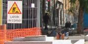 Lavori nel centro storico, divieto di transito e sosta tra piazza Yenne e via Sassari