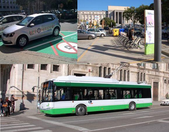 Settimana Europea della Mobilità. Manifestazione a Cagliari in via Roma