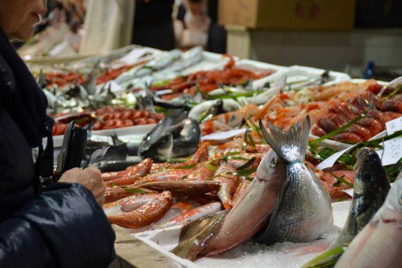 Mercato del pesce di San Benedetto
