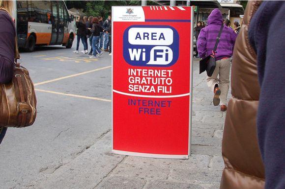 Wi-Fi a Cagliari