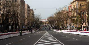 Centro città: limitazioni al traffico dal 1 maggio per la processione di Sant'Efisio