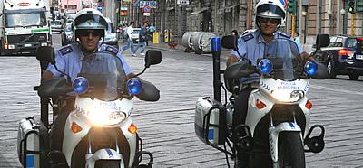 Agenti in moto