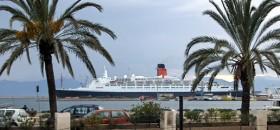 Cagliari baciata dalle grandi crociere
