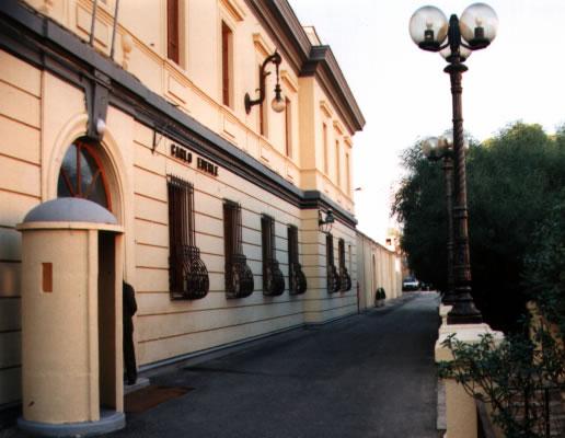 Caserma Carlo Ederle a Cagliari