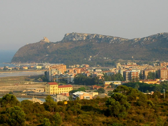 Panorama Cagliari