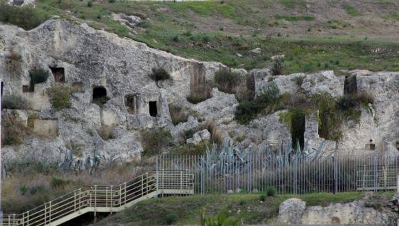 Necropoli di Tuvixeddu a Cagliari