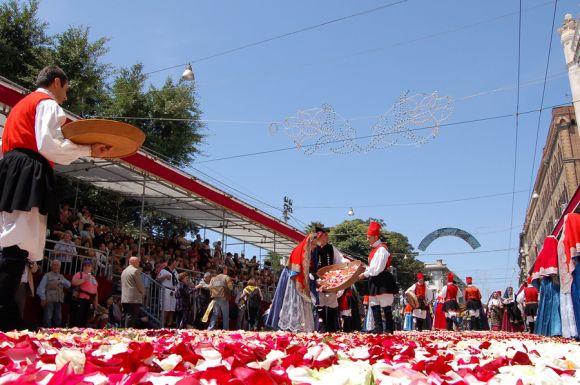 Festa di Sant'Efisio a Cagliari