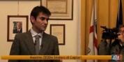 Conferenza stampa di fine anno di Massimo Zedda